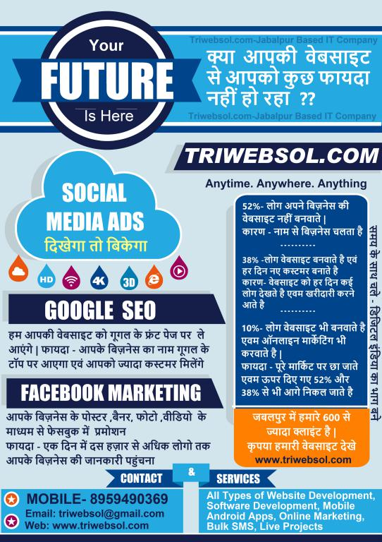 google marketing company jabalpur